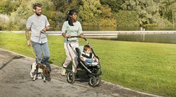 Znojenje djece u automobilu i u kolicima